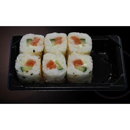 Maki Saumon Soya spicy (6 pièces)
