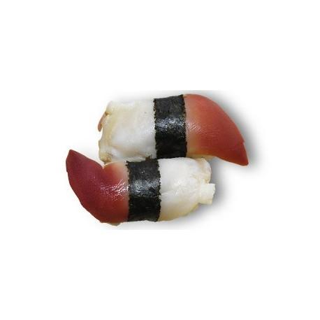 Hokkigai Nigiri, clam blanchi