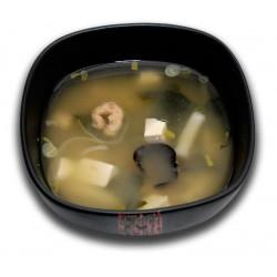 Miso Soupe Crevettes