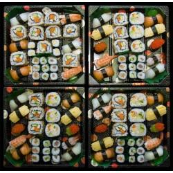Menu Kampaï (98 sushis)