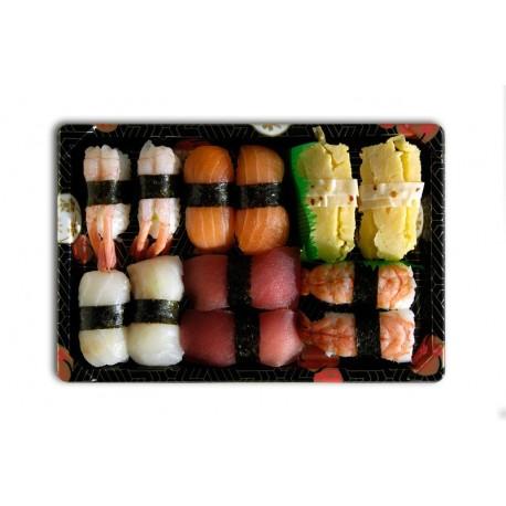 Menu Nigiri (12 sushis)