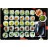 Menu Petit Maki (30 sushis)