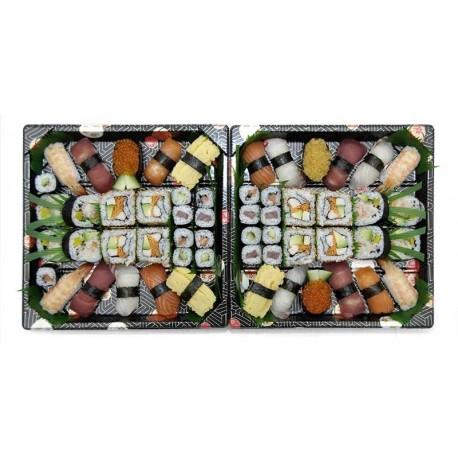Menu Zen (56 sushis)